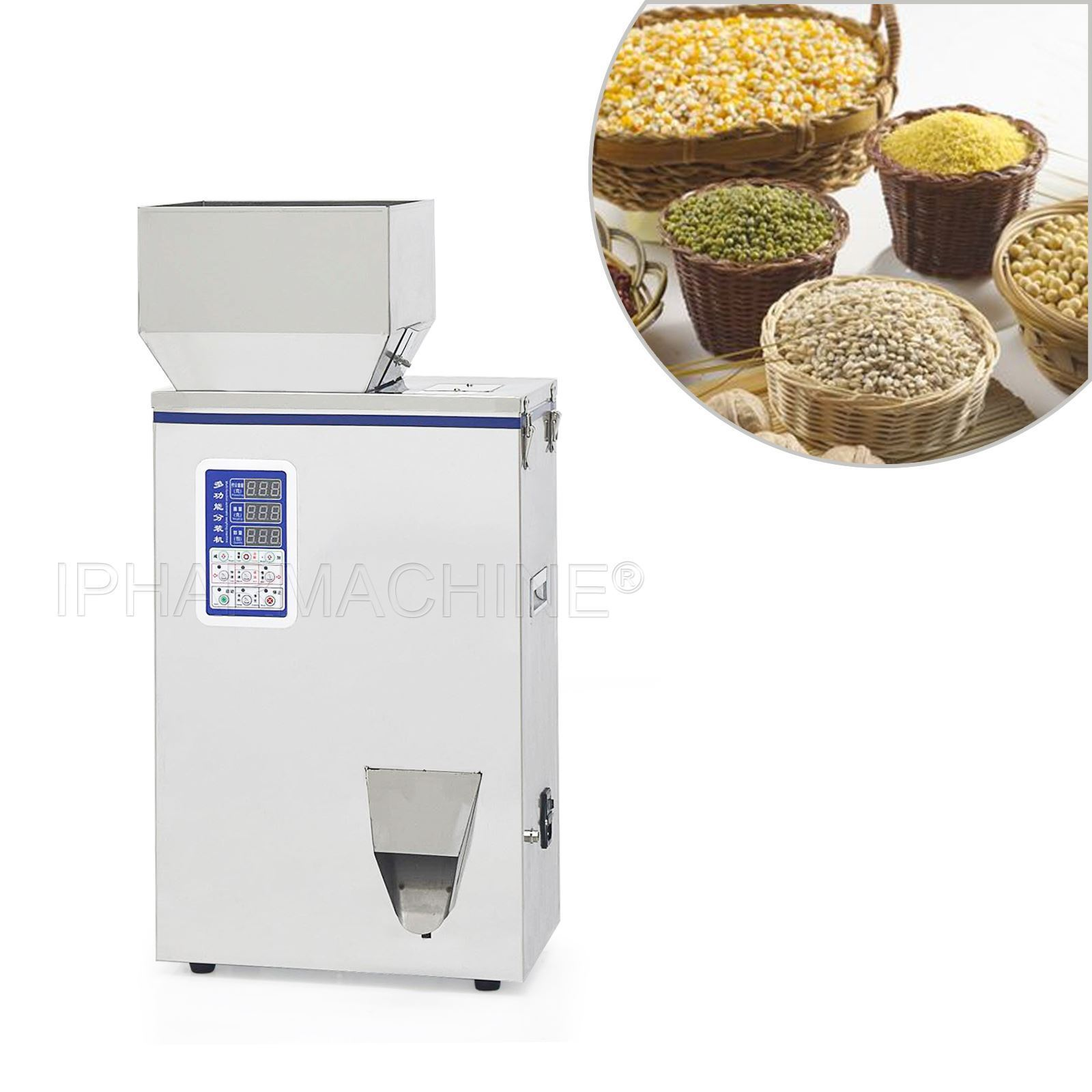 particle filling machine