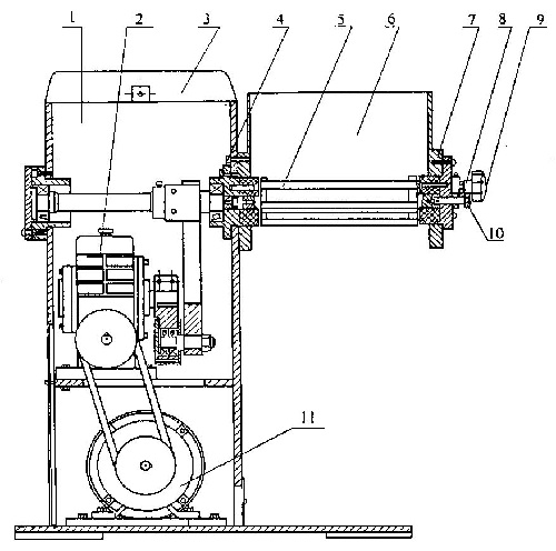vibrating granulator