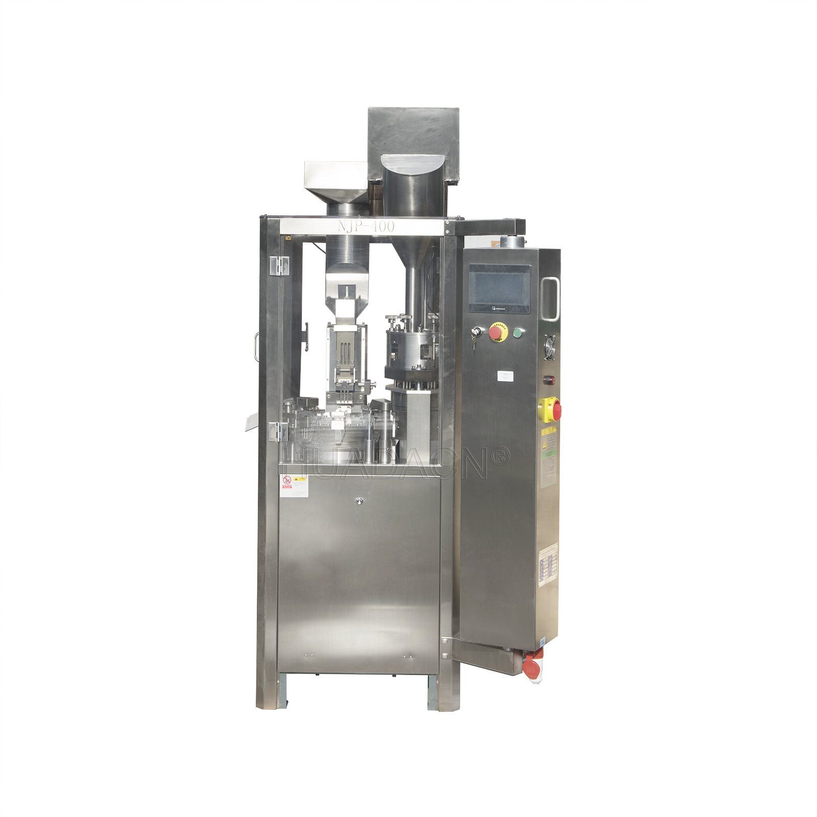 capsule filling machine is a machine specially used for filling capsules.