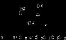 HPMC Chemical formula