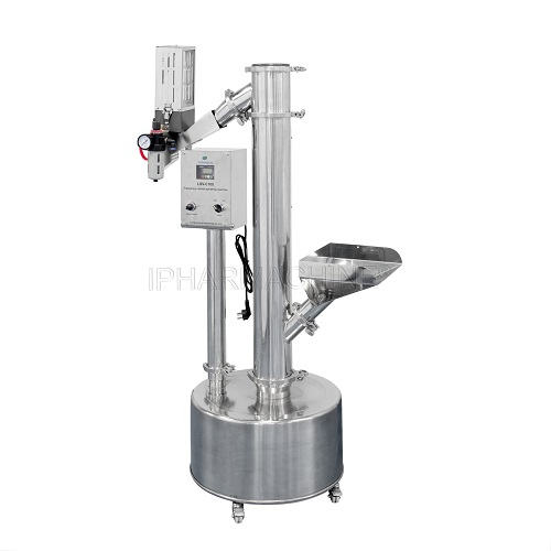 LSV-C100 capsule polishing machine