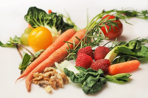 nutrients from vegetable