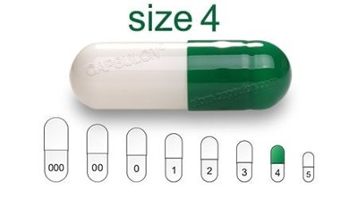 Picture for category Size 4 gelatin capsules