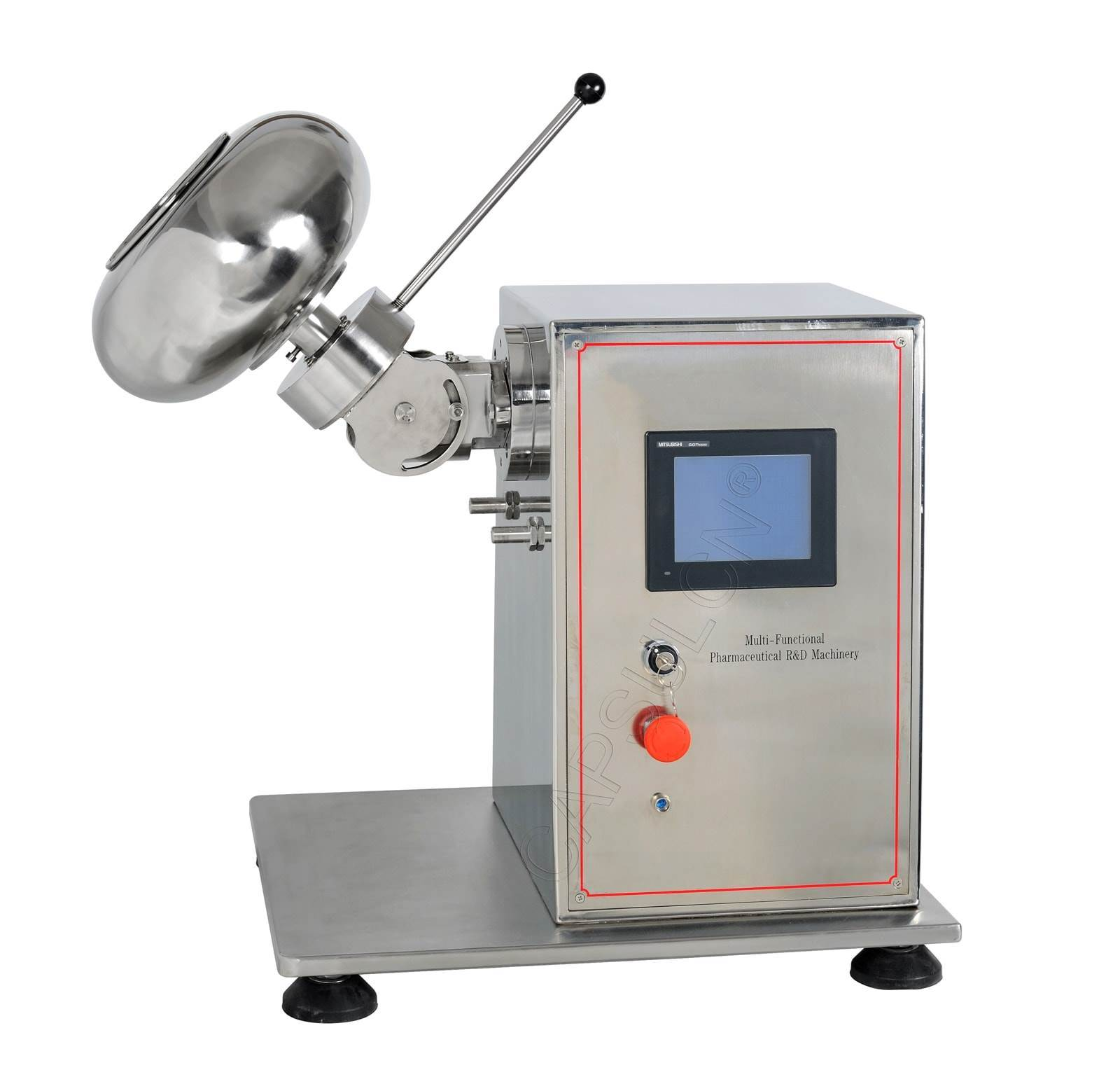 Picture of Coating Ball  Multi-functional Pharmaceutical R&D Machine DGN-II