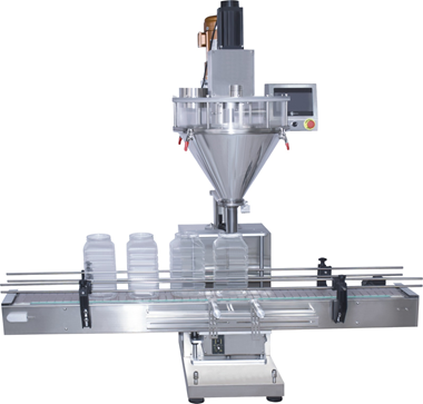 Picture of Auger Powder Filling Machine HZF-C