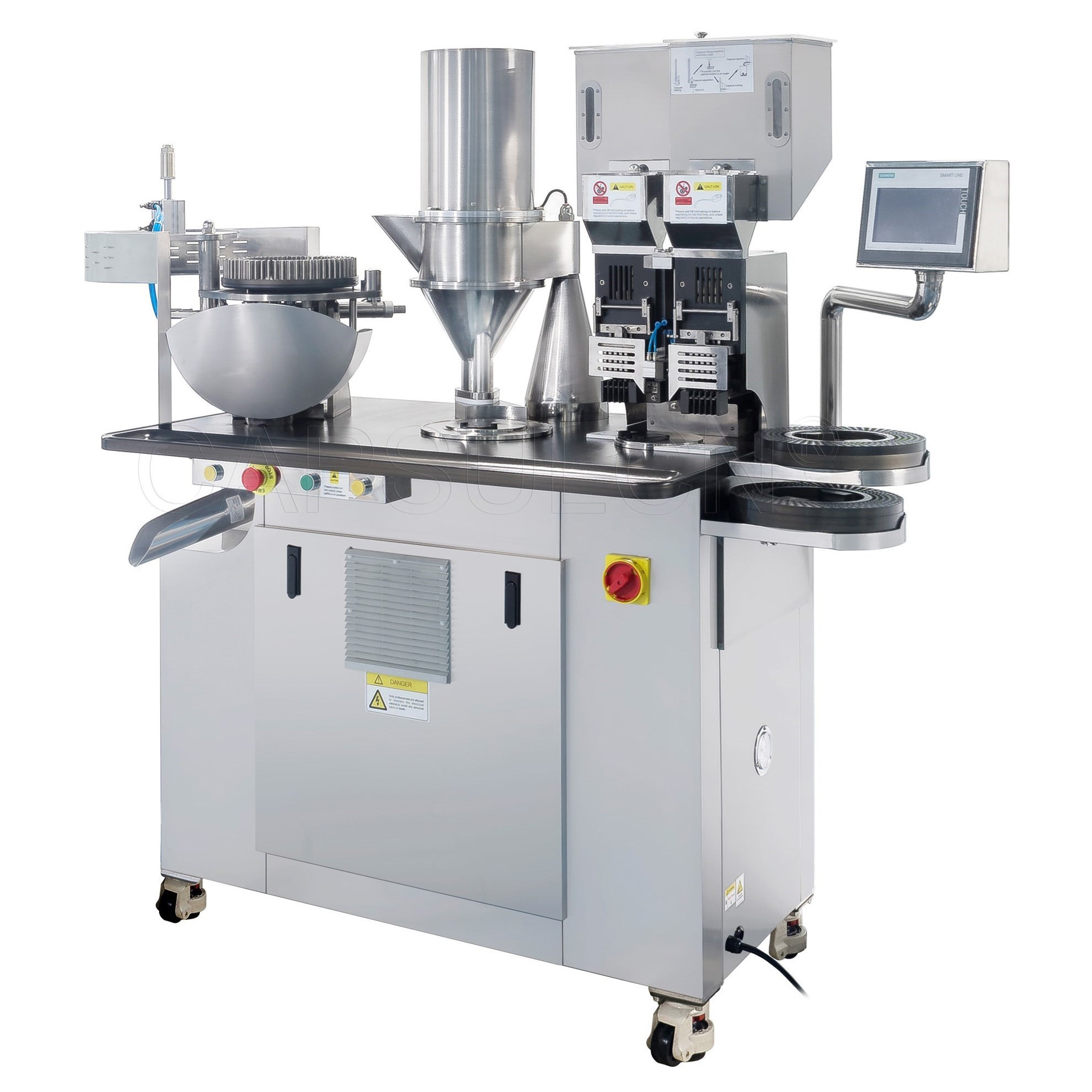 Picture of Semi-auto Capsule Filling Machine JTJ-V Pro+